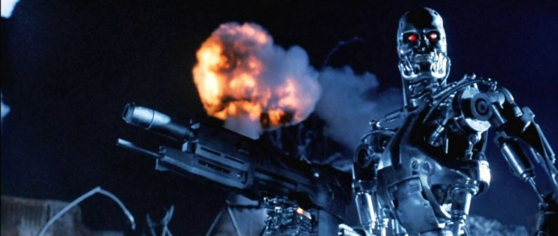 James Cameron's Terminator 2: Judgement Day (1991)