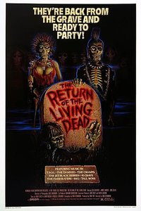 Dan O'Bannon's The Return of the Living Dead (1985)