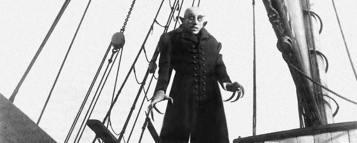 Max Shrek in Nosferatu: eine Symphonie des Grauens (Friedrich Wilhelm Mornau, Ger. 1922)