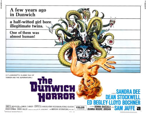 The Dunwich Horror Movie Poster