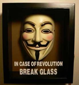 Buy a Guy Fawkes Mask on Amazon.com