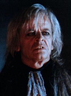 Klaus Kinski in the 1988 movie Nosferatu in Venice