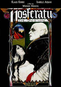 Poster for Nosferatu the Vampire (Werner Herzog, Ger/Fra. 1979)