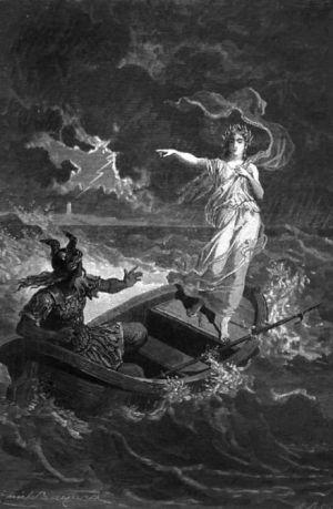 Druidess & Vercingetorix