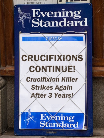 Crucifixion-Continue