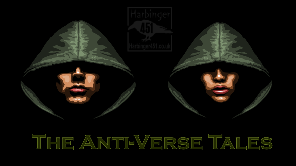 The Anti-Verse Tales